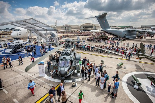 Firme din România participă la International Paris Air Show