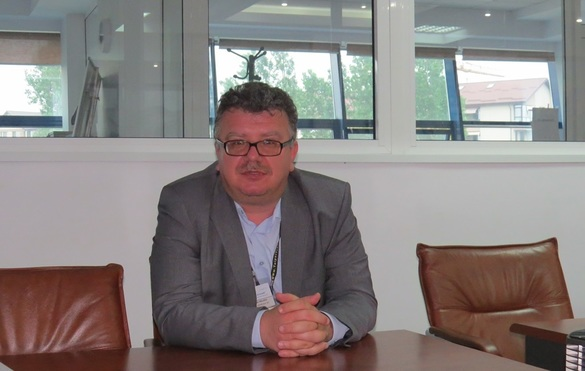 Robert Mihail Peloiu, director general Farmaceutica Remedia