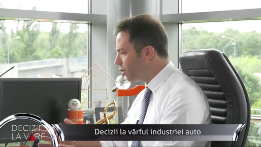 VIDEO Tal Lahav, CEO Sixt Group Romania, Profit TV: Decizii la vârful industriei auto