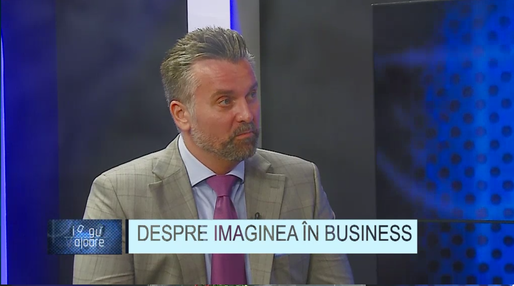 VIDEO Cezar Ionașcu, Consultant de imagine, la Profit TV: Despre imagine în business