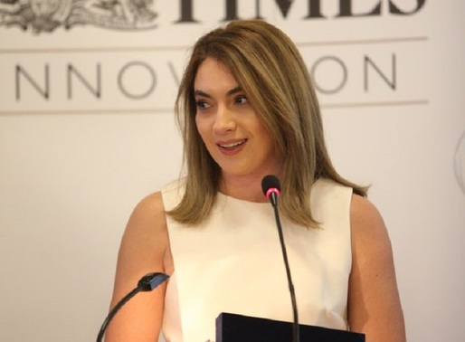 Silvia Uscov, Managing Partner Uscov | Attorneys at Law, speaker la conferința Admiterea în Barou