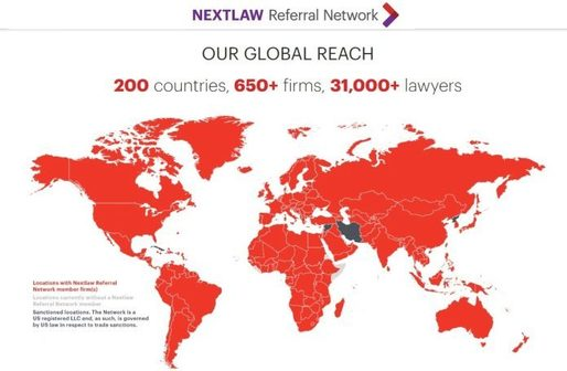 Nextlaw Referral Network, proiect lansat de Dentons, a câștigat premiul Global Network of the Year în cadrul The Lawyer European Awards 2019