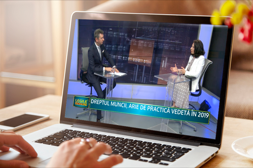 VIDEO Anca Vătășoiu, Partener Fondator Anca Vătășoiu | Your Agile Employment Lawyer, a fost invitata lui Andrei Cristea în cadrul emisiunii Legile Afacerilor difuzată LIVE de Profit TV
