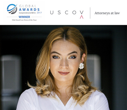GUEST WRITER Silvia Uscov, Managing Partner Uscov | Attorneys at Law: Tehnologia de Recunoaștere Facială sau Big Brother