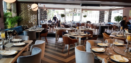 "FOTO S-a deschis It Cucina, cu ""un Michelin star chef"""