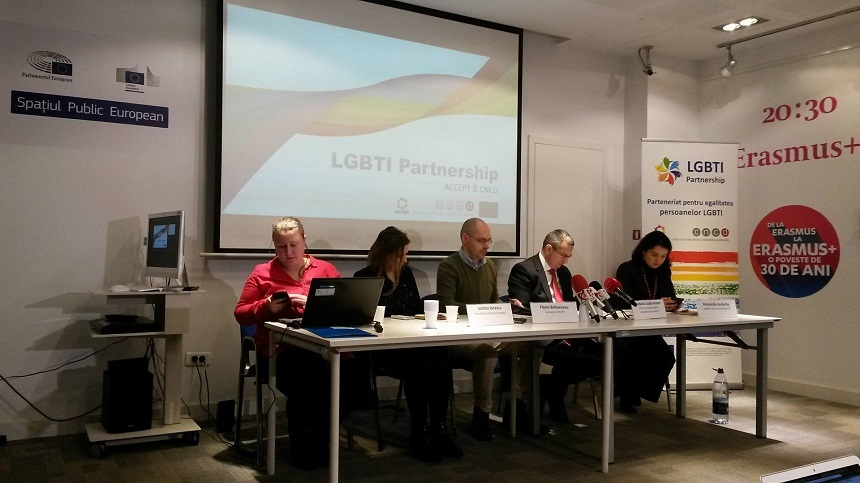 Image result for Consiliul Naţional pentru Combaterea Discriminării (CNCD) şi Asociația ACCEPT