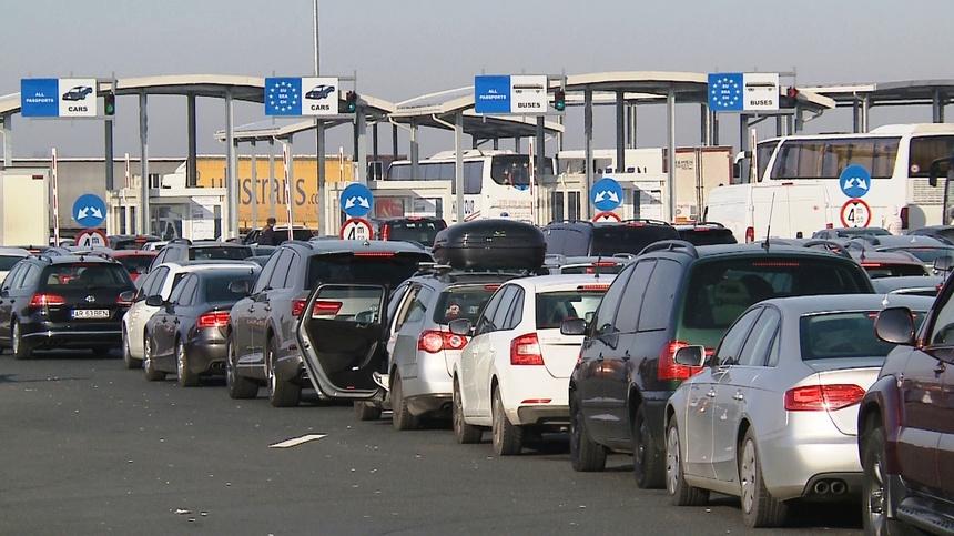 Peste 40.000 de persoane venite din Italia au intrat în România din 23 februarie până în prezent