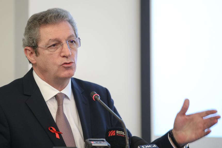 Adrian Streinu-Cercel: În România suntem pe panta ascendentă şi urmează câteva zile de foc, respectiv 1 şi 2 mai/ Situaţia este gravă