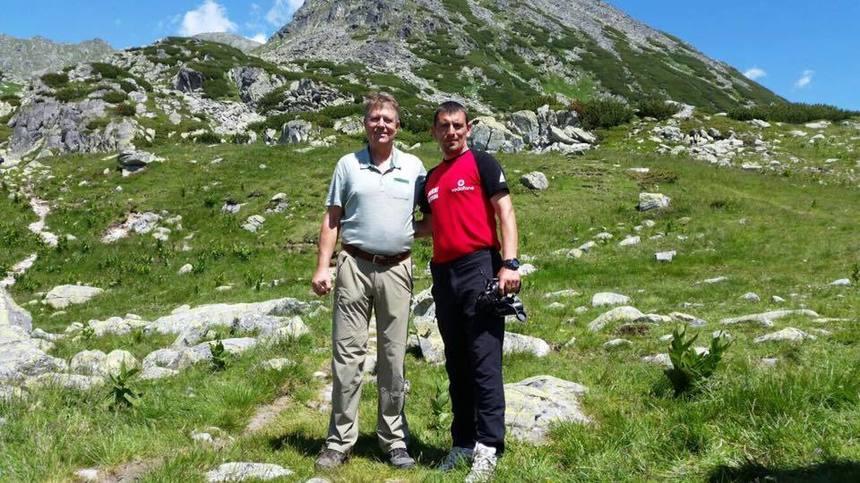 Preşedintele Klaus Iohannis îşi petrece weekendul în Munţii Retezat, împreună cu soţia