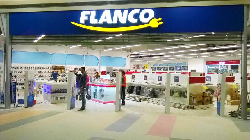Flanco vrea să atingă vânzări de peste 1 miliard lei în acest an şi să deschidă 15 noi magazine