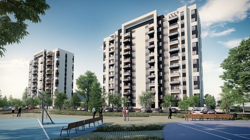 AFI Europe Romania începe construcţia AFI City, primul proiect rezidenţial de amploare al companiei în România, investiţie de 16 milioane euro