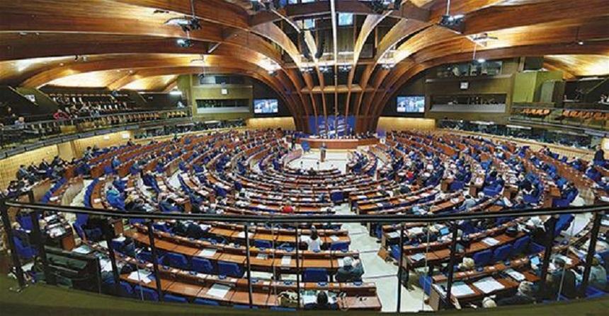 Imagini pentru adunarea parlamentară a consiliului europei