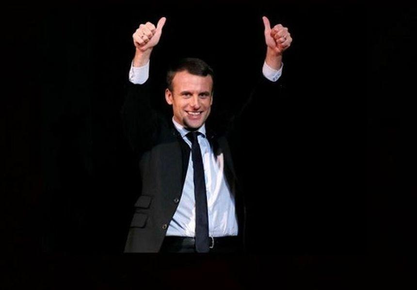 Macron o învinge pe Le Pen cu 66,06% din voturile exprimate - rezultate provizorii
