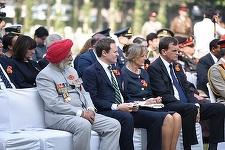 Noua Zeelandă, Australia şi India au marcat prin ceremonii Centenarul Armistiţiului care a pus capăt Primului Război Mondial -VIDEO