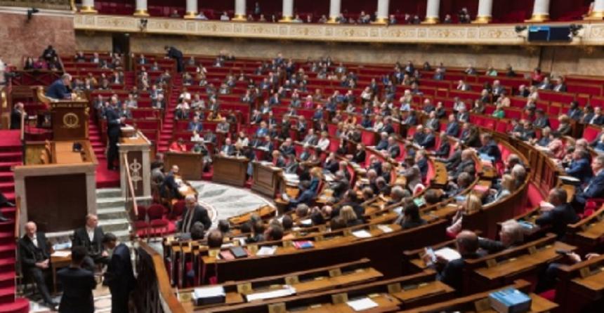Adunarea Naţională franceză afectată de noul... | News.ro