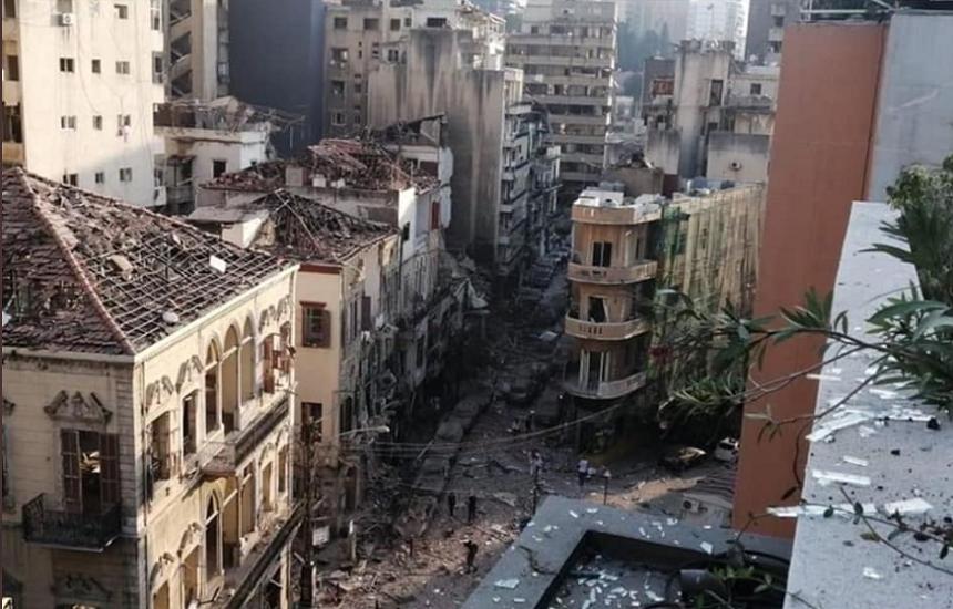 Bilanţul deceselor provocate de explozia din Beirut, actualizat