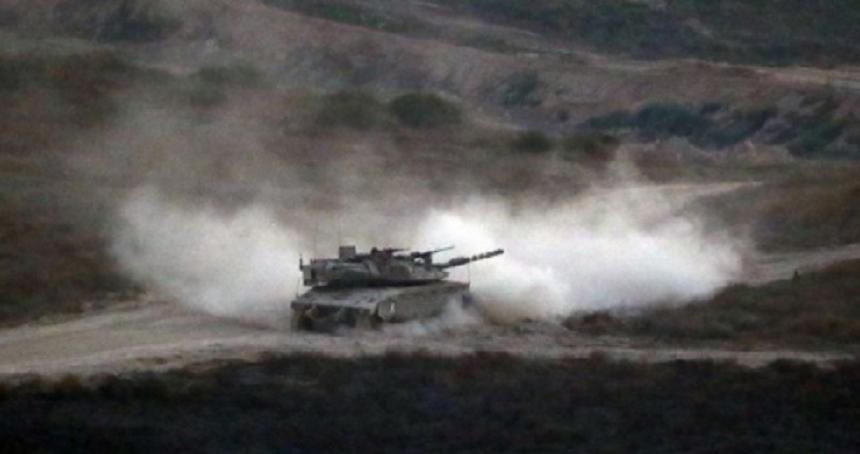 Atacuri israeliene cu tancul împotriva Hamas, în urma lansării unor baloane incendiare către sudul Israelului