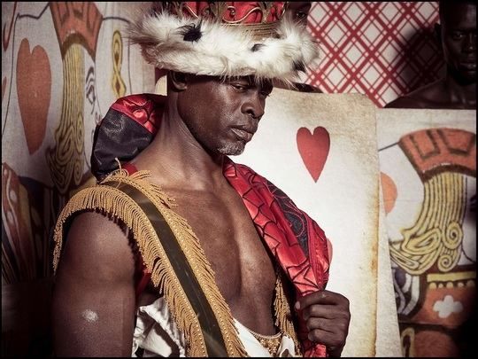 Djimon Hounsou - The King of Hearts