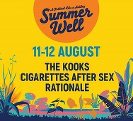 The Kooks, Cigarettes After Sex şi Rationale, primele nume confirmate pentru festivalul Summer Well 2018