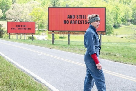 "Premiile Sindicatului actorilor americani, înmânate de femei. ""Three Billboards Outside Ebbing, Missouri"", marele câştigător"
