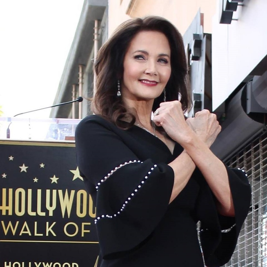Actriţa Lynda Carter, care a interpretat-o pe Wonder Woman în anii '70, a primit o stea pe Walk of Fame din Hollywood