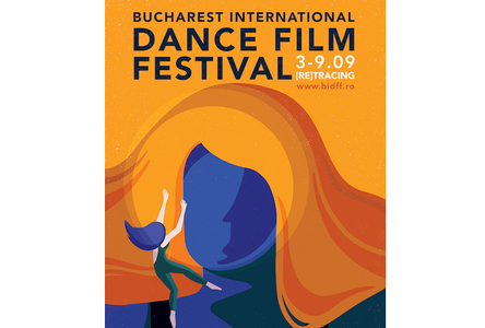 Bucharest International Dance Film Festival #4, între 6 şi 9 septembrie