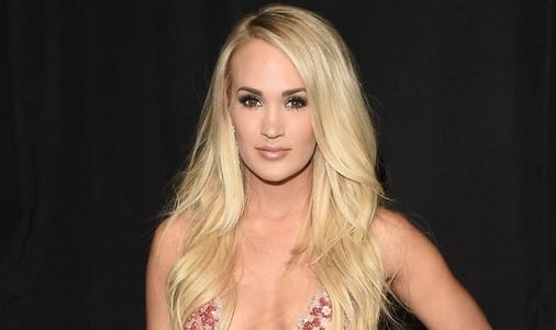 Cântăreaţa country Carrie Underwood va primi o stea pe Hollywood Walk of Fame