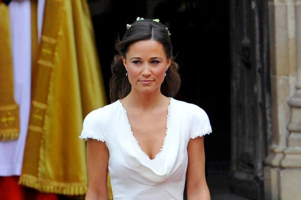 Pippa Middleton, sora ducesei de Cambridge, a născut