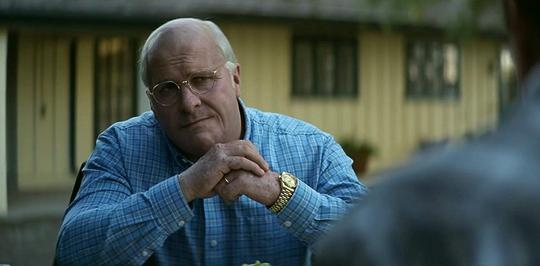 """Christian Bale, în """"Vice"""""""