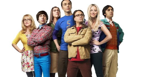 "Actorii din distribuţia ""The Big Bang Theory"" şi-au lăsat amprentele în ciment la Hollywood"