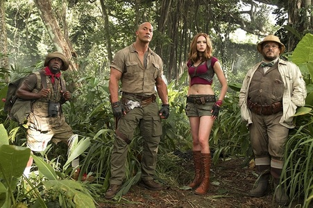 "Trailerul filmului ""Jumanji: The Next Level"", lansat de Sony Pictures - VIDEO"