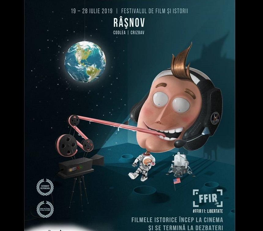 Festivalul de Film şi Istorii Râşnov: 20 de dezbateri, 57 de proiecţii, 8 concerte rock'n'blues'n'jazz şi spectacole de teatru