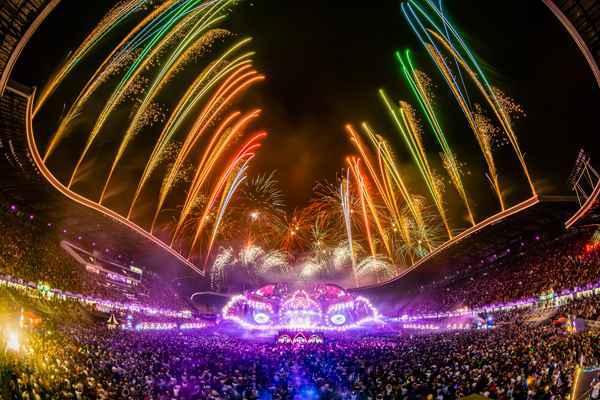 Primele abonamente pentru festivalul Untold de anul viitor vor fi scoase la vânzare pe 20 noiembrie