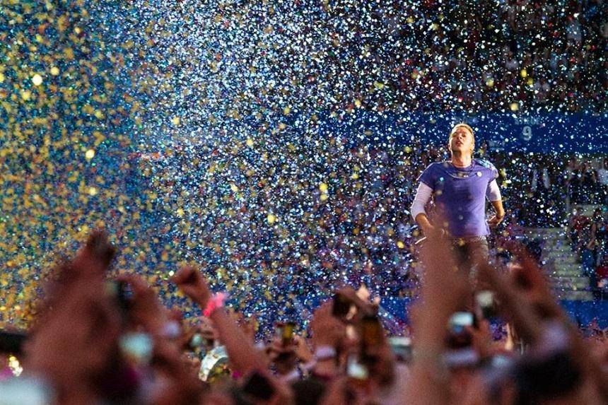 Coldplay renunţă la turneul pentru promovarea celui mai recent album pentru a proteja mediul