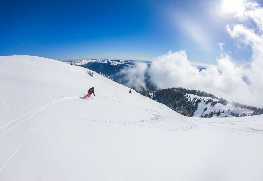 Sinaia a primit premiul pentru cea mai bună staţiune de schi din România, în cadrul World Ski Awards