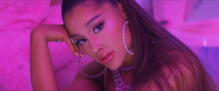 "Ariana Grande a lansat albumul ""k bye for now (swt live)"""