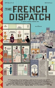 "A fost lansat primul trailer al filmului lui Wes Anderson, ""The French Dispatch"", inspirat de redacţia The New Yorker - VIDEO"