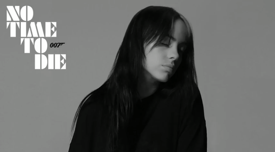 "Billie Eilish a lansat piesa ""No Time To Die"", tema celui de-al 25-lea film din seria ""James Bond"" - VIDEO"