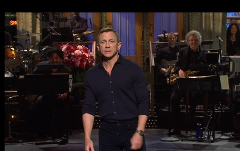 "Daniel Craig a parodiat ""No Time To Die"" în emisiunea Saturday Night Live - VIDEO"