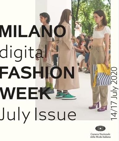 Săptămâna Modei de la Milano va avea loc online în iulie