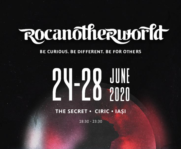 Festivalul Rocanotherworld, între 24 şi 28 iunie la Iaşi. Robin and the Backstabbers, Luna Amară şi The Mono Jacks, în lineup