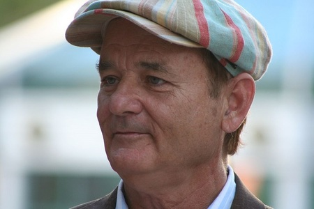 "Anne Hathaway şi Bill Murray, în drama ""Bum's Rush"""