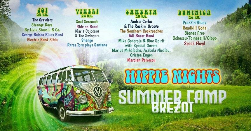 Festival rock şi blues, weekendul acesta la Brezoi - Adi Bărar, Mike Godoroja şi RoadkillSoda, în lineup
