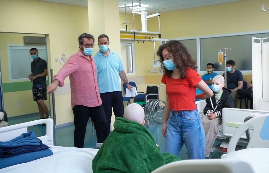 """REPORTAJ - """"Încredere"""", în pandemie. Un film despre regret, vină şi asumare cu Şerban Pavlu şi Emilia Popescu în distribuţie"""