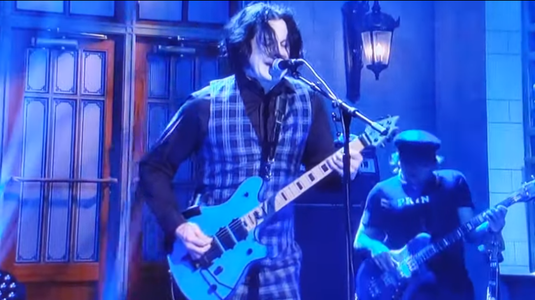 "Jack White, omagiu lui Eddie Van Halen la emisiunea ""Saturday Night Live"" - VIDEO"
