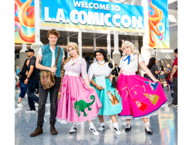 Evenimentul Los Angeles Comic Con 2020, anulat