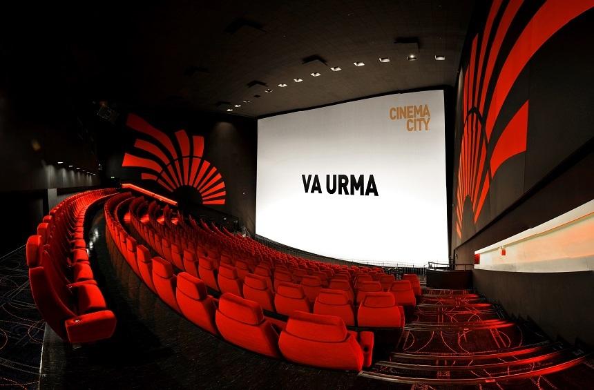 Toate cinematografele din reţeaua Cinema City îşi suspendă activitatea