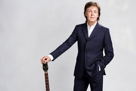 Paul McCartney anunţă un serial documentar despre activitatea sa