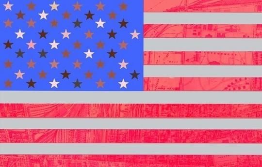 Steagul SUA în viziunea lui Macy Gray
