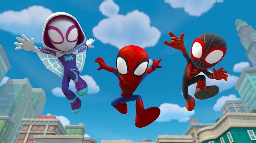 Primul serial Marvel pentru preşcolari, la Disney Junior din 16 octombrie